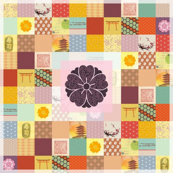 In Patterns We Trust Japanese Pattern Print